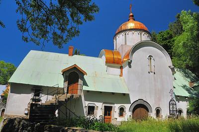 Monastère orthodoxe de la Mère de Dieu Znaménié