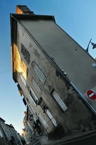 Allanche - Grande Rue de l'Abbé de Pradt