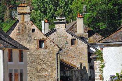 Antignac - Le Bourg