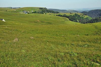 Entre Vins-Haut (Puy-de-Dôme) et Pradiers