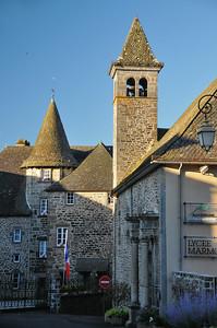 Mauriac - Hôtel d'Orcet et ancien collège des Jésuites