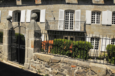 Saint-Urcize - Rue Abbé Ipcher