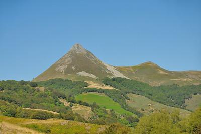 Un autre versant du Puy Griou