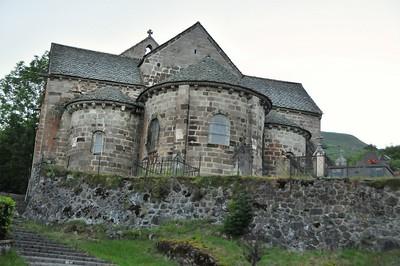 Dienne - Eglise Saint-Cirgues