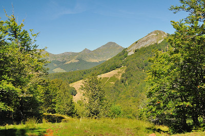 Puy Mary et Puy d'Usclade