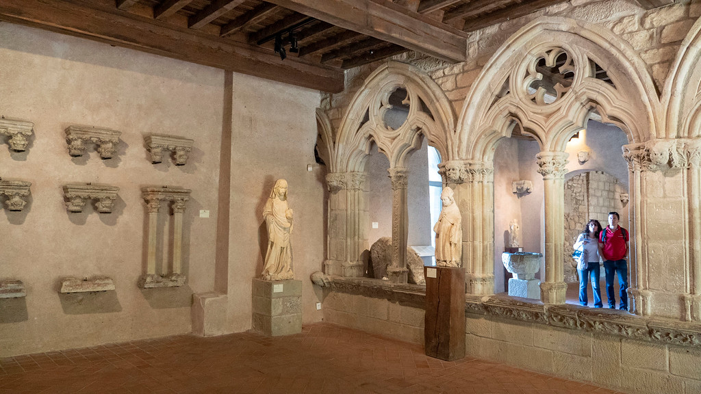 Archaeological museum at the castle of Carcassonne - What to see in Carcassonne