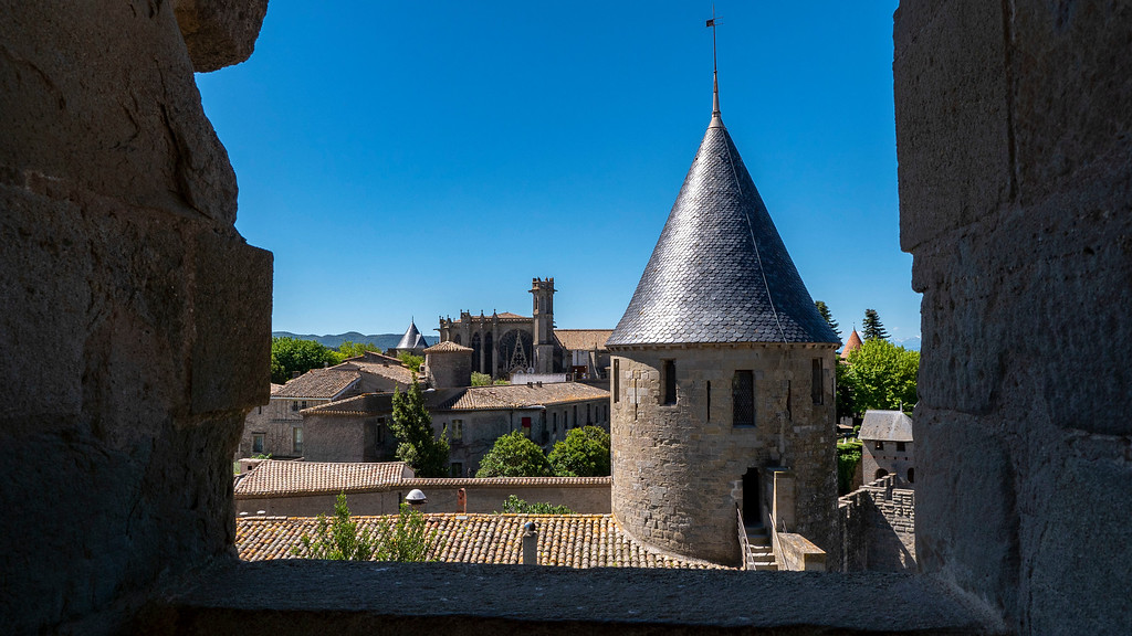 Things to do in Carcassonne - The Counts Castle of Carcassonne