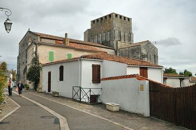 Mornac-sur-Seudre - Eglise Saint-Pierre