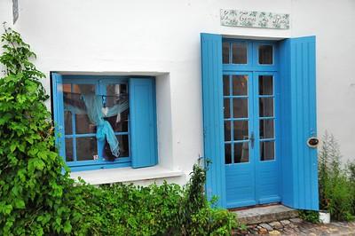 Talmont-sur-Gironde - Rue de la Porte de la Ville