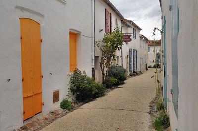 Talmont-sur-Gironde - Rue de la Tour blanche