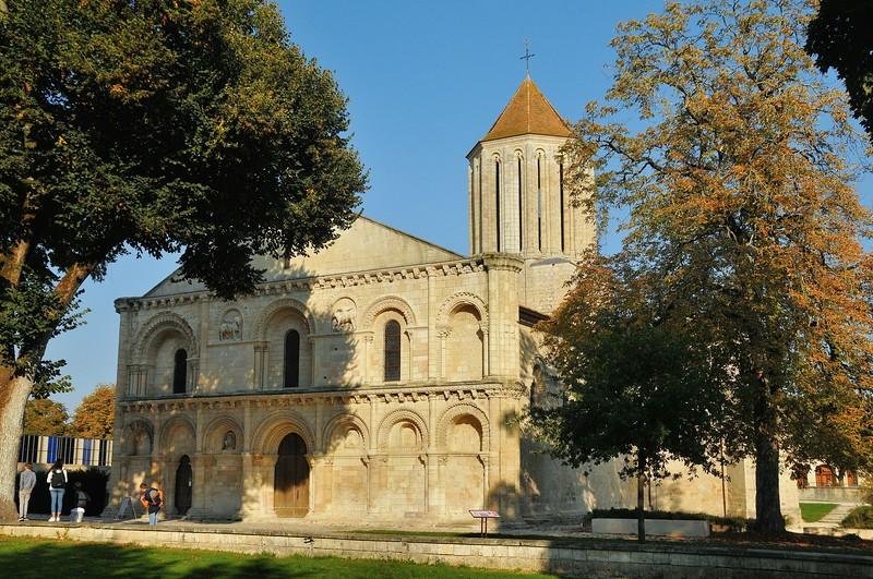 Surgères - Eglise Notre-Dame