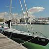 La Rochelle - Bateau K VIII (ancien Kriter VIII de Michel Malinovsky)