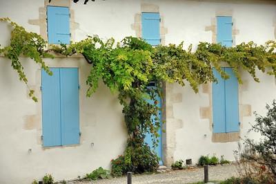 Talmont-sur-Gironde - Rue de l'Ecole