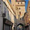 Saint-Jean-d'Angély - Rue Grosse Horloge - Tour de l'Horloge