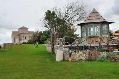 Talmont-sur-Gironde - Eglise Sainte-Radegonde