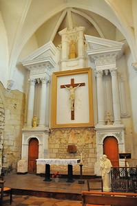 Aubeterre-sur-Dronne - Chapelle des Minimes