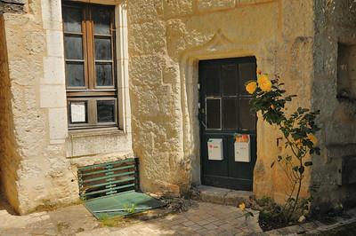 Villebois-Lavalette - Ancienne architecture charentaise