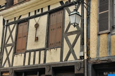 Aubigny-sur-Nère - Rue du Chardon