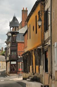 Aubigny-sur-Nère - Rue Pousse-Panier