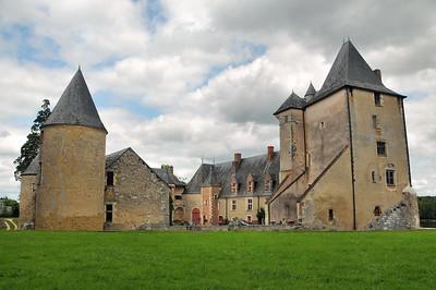 Château de la Chapelle-d'Angillon