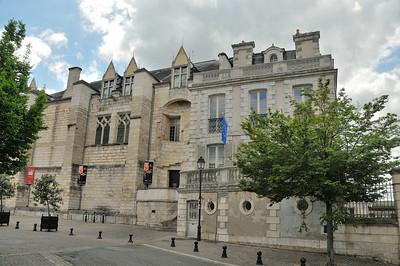 Bourges - Palais ducal