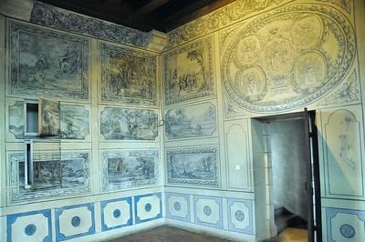 Bourges - Palais de Jacques Cœur - Cabinet des échevins