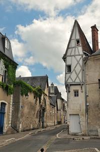 Bourges - Rue Henri Ducrot - Une maison remarquablement effilée