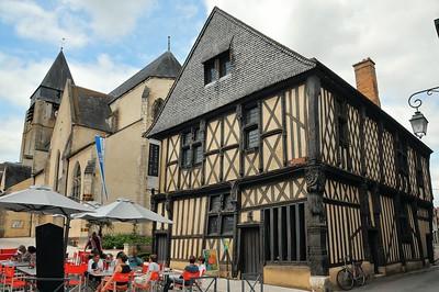 Aubigny-sur-Nère - Rue des Dames