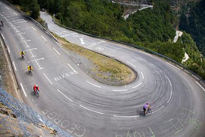 Annecy to Alp d'Huez