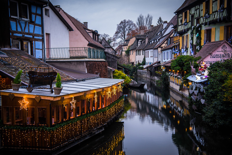 colmar old town france