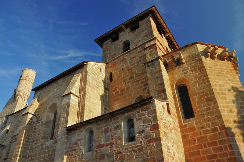 Noailhac - Eglise Saint-Pierre-ès-Liens