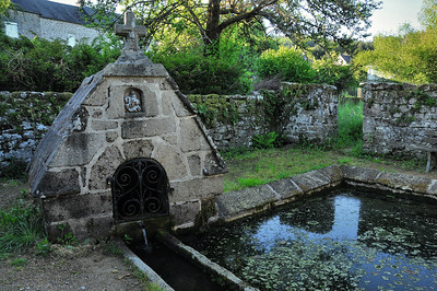 Tarnac - Fontaine Saint-Georges