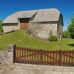 Bassignac-le-Haut - Grange traditionnelle