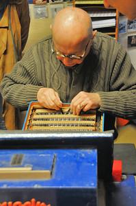 Tulle - Manufacture d'accordéons Maugein - Accordage de l'instrument