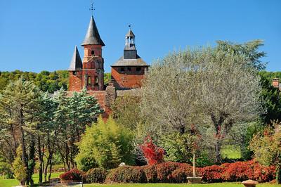 Collonges-la-Rouge - Eglise Saint-Pierre