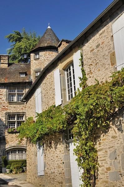 Ségur-le-Château - Tour Saint-Laurent