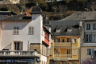 Tulle - Les balcons des bords de Corrèze