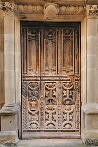 Tulle - Rue des portes Chanac - Porte historique
