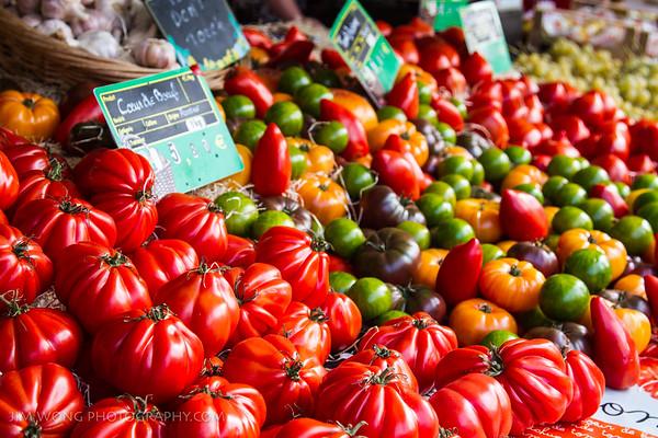 Tomatoes, Nice