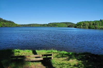 Lac de Vassivière - Presqu'île de Chassagnas