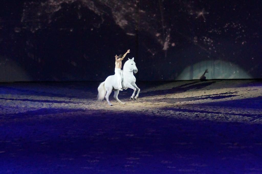 Manolo, Theatre du Centaure