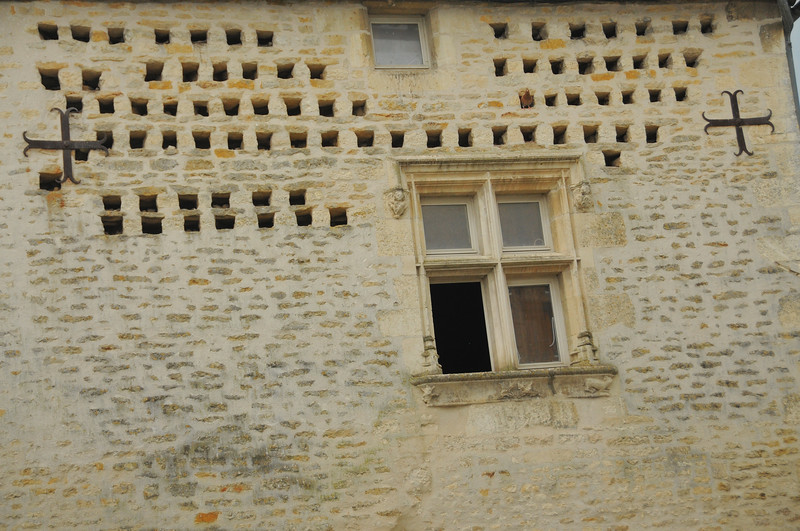 Coulon - Rue des Hivers - Pigeonnier