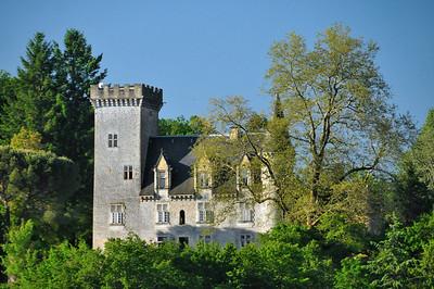Château à Prats-du-Périgord