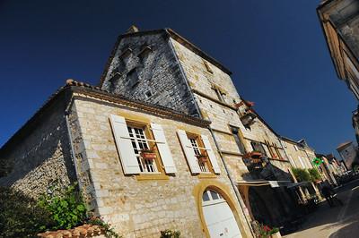 Monpazier - Rue Notre-Dame - Maison du Châpitre