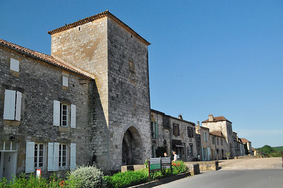 Monpazier - Foirail Nord