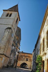 Monpazier - Rue Notre-Dame