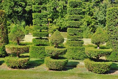 Jardins du manoir d'Eyrignac - Pépinière