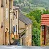 Belvès, village pentu par endroit