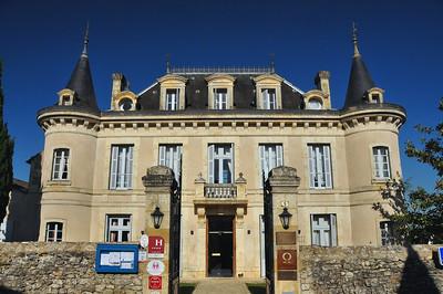 Monpazier - Rue Saint-Pierre - Hôtel Edward 1er