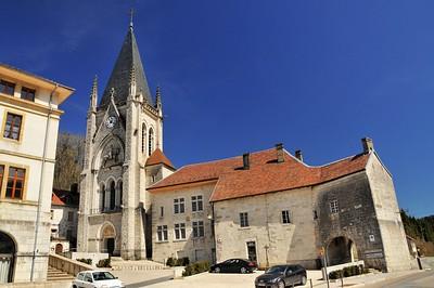 Abbaye de Montbenoît